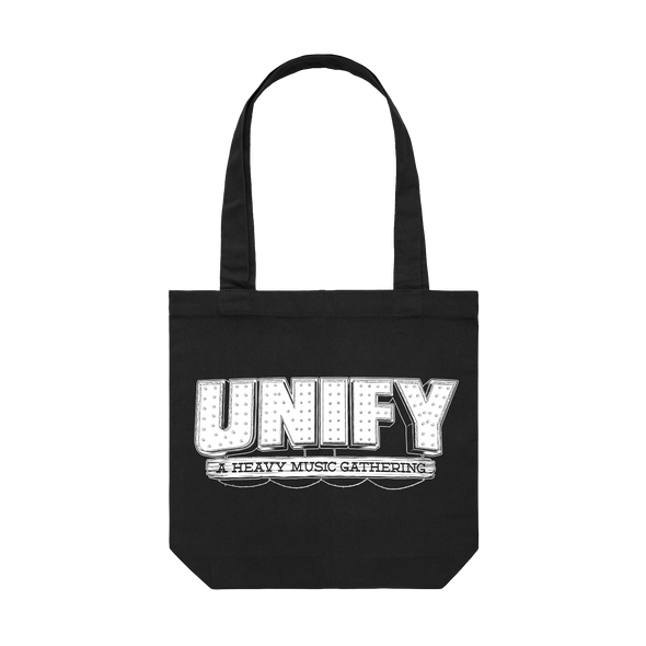 UNIFY Tote Bag (Black)