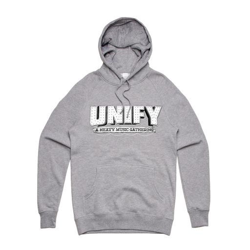 UNIFY MERCH UNIFY HOODIE GREY