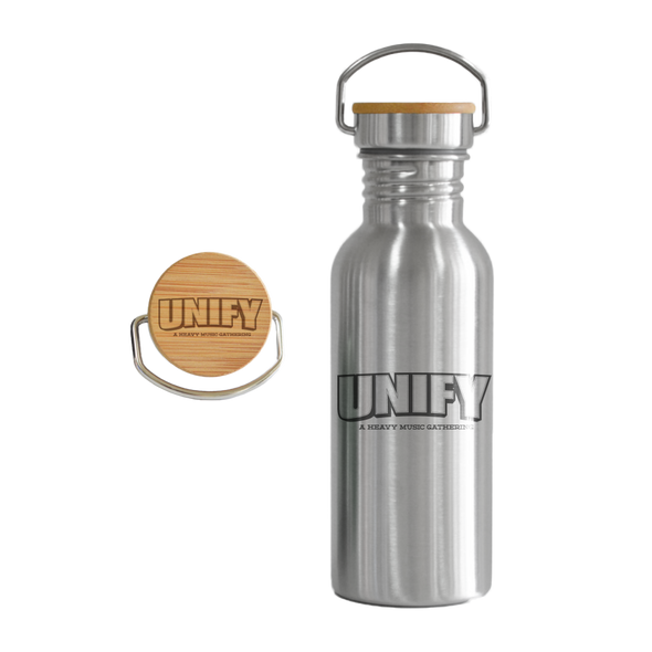 Unify Water Bottle (Silver)