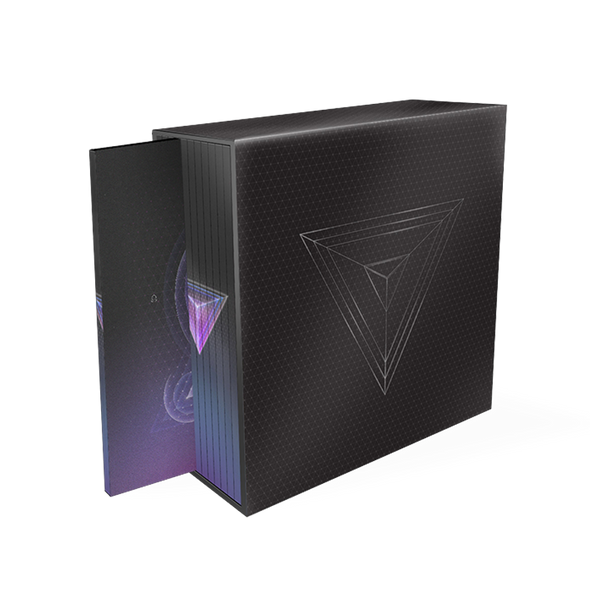 "Northlane Official Merch - Node (Limited Edition 11 x 7"" Vinyl Boxset) (746994307)"