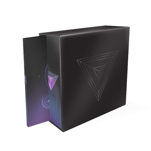 "Northlane Official Merch - Node (Limited Edition 11 x 7"" Vinyl Boxset)"