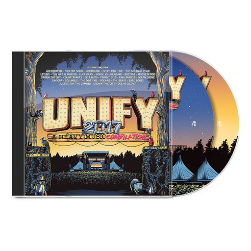 Unify 2017 2CD Compilation