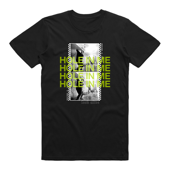 Hole In Me Tee (Black)