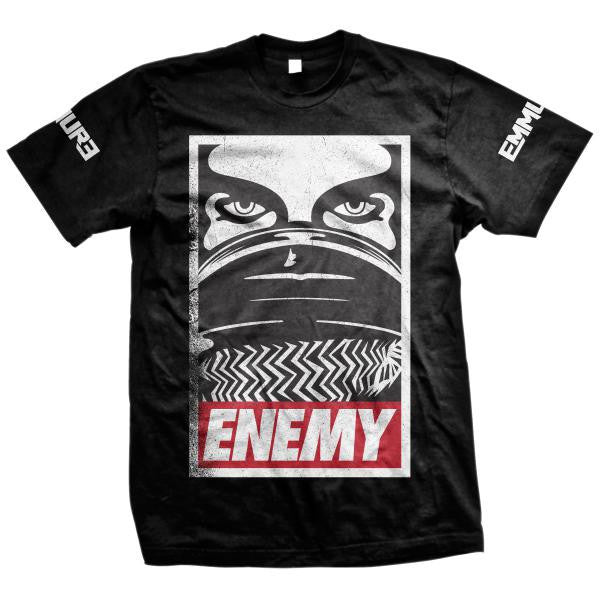 Emmure Official Merch - Disobey (Black Tee)