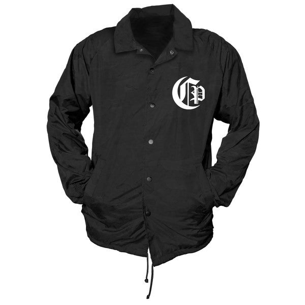 Counterparts merch Logo Windbreaker (Black)