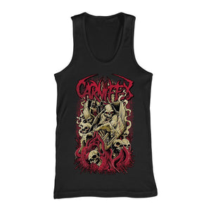 Carnifex Official Merch - Hell Chose Me (Black Tank)