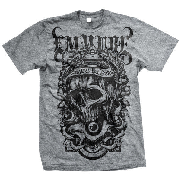 Seeing Eye Skull (Ash Grey Tee)
