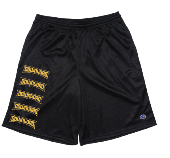 Champion Pit Shorts // FESTIVAL EXCLUSIVE
