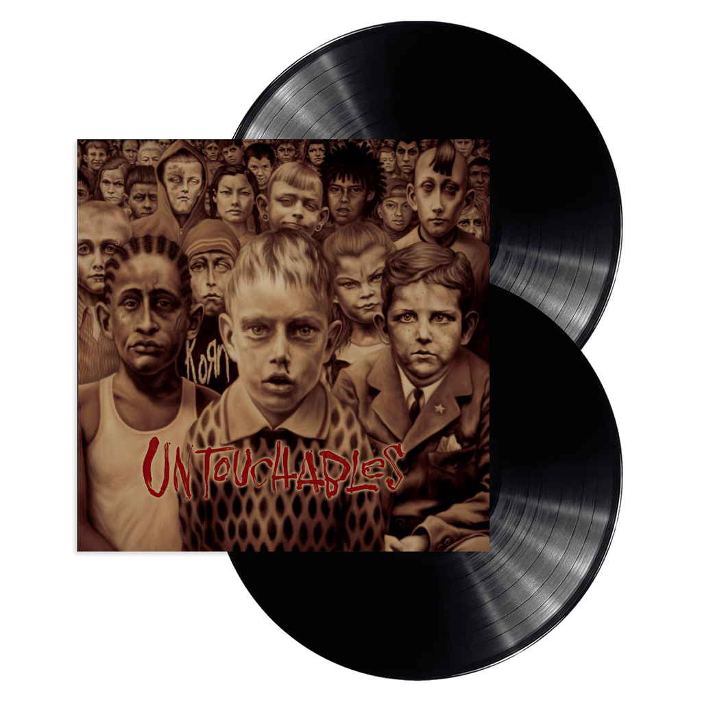"Untouchables 12"" Vinyl (180gm Reissue)"