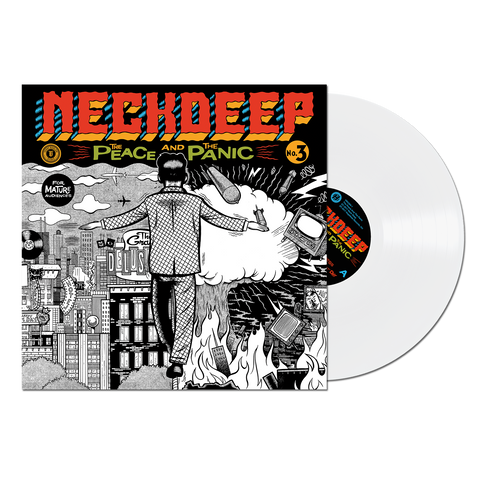 Preorder // The Peace And The Panic Vinyl