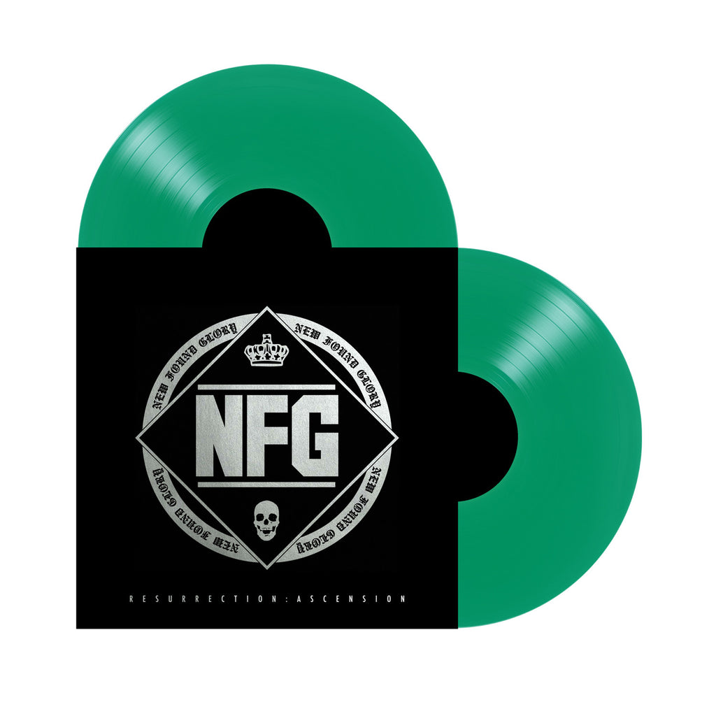 "New Found Glory Official Merch - Resurrection: Ascension (12"" 2x LP Vinyl)"