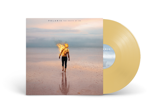 "The Death Of Me 12"" Vinyl (Transparent Beer) // PREORDER"