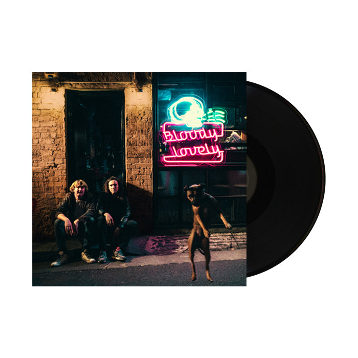 "Bloody Lovely 12"" Vinyl (Black) // Preorder"