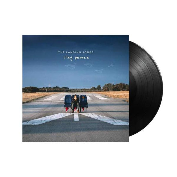 "The Landing Songs 12"" Vinyl (Black) - SIGNED"