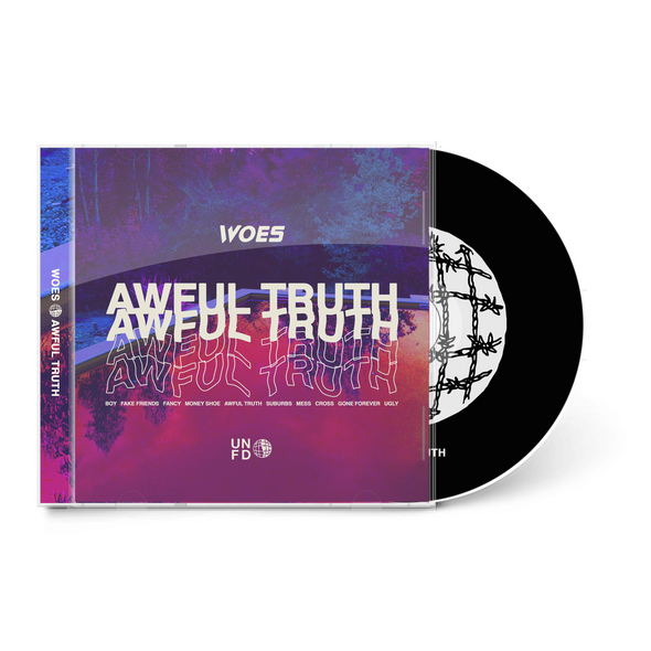 Awful Truth CD // PREORDER
