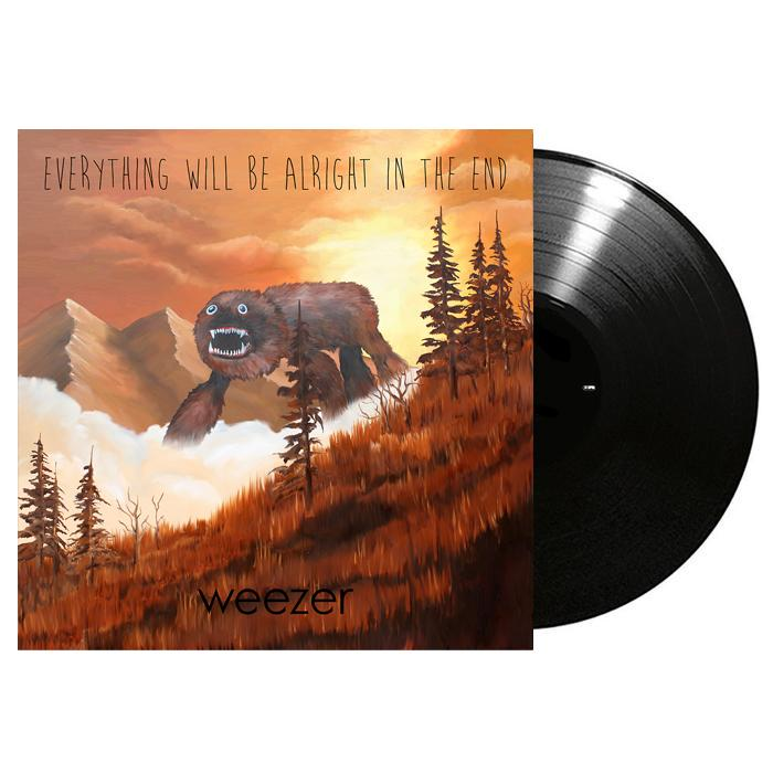 "Everything Will Be Alright In The End (12"" 2LP Vinyl)"