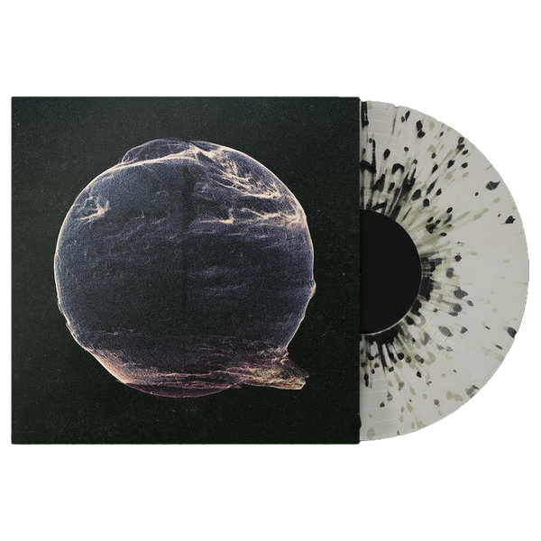 "When The End Began 12"" Vinyl (Limited Edition Clear With Silver And Black Splatter)"