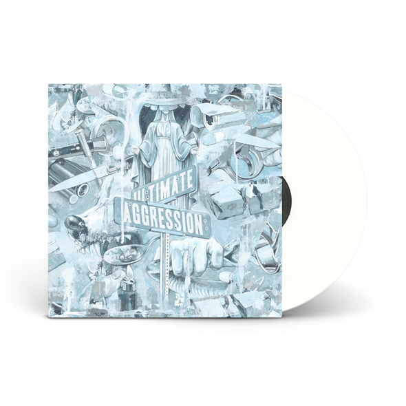 "Ultimate Aggression 12"" Vinyl (White)"