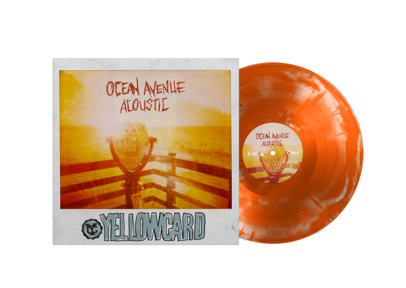 "Ocean Avenue Acoustic 12"" Vinyl (Sunset Swirl)"
