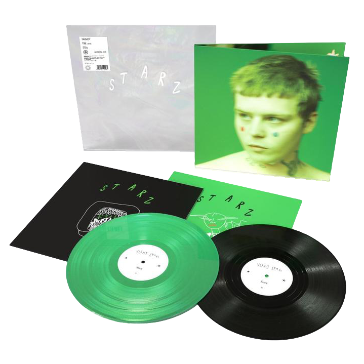 Starz 2LP Vinyl (Limited Edition Black/Green)
