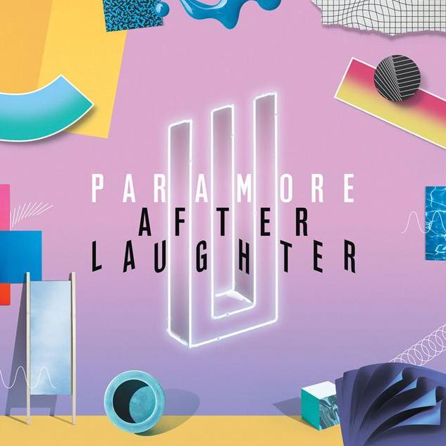 "Paramore merch After Laughter (12"" Vinyl)"