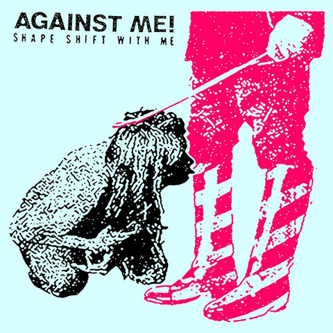 "Against Me! merch Shape Shift With Me 12"" Vinyl"