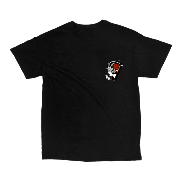 Severed Ties Flash Tee (Black) // PREORDER