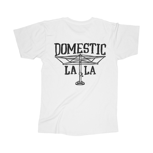 Domestic La La Tee (White)