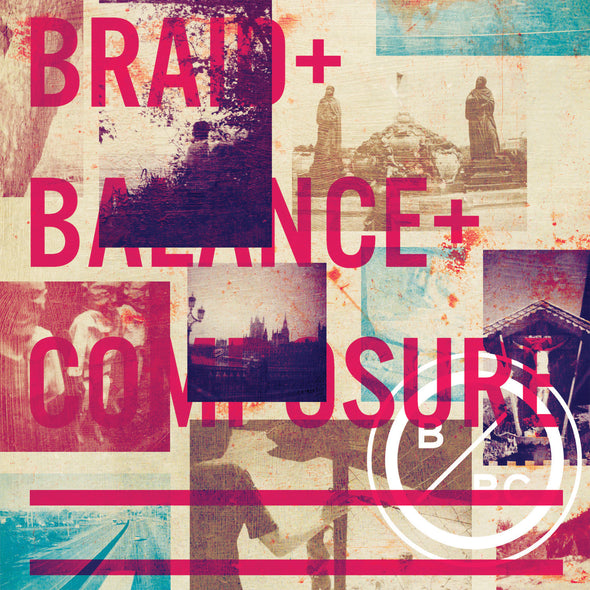 "Balance and Composure Official Merch - Braid & Balance And Composure Split (7"" Vinyl)"