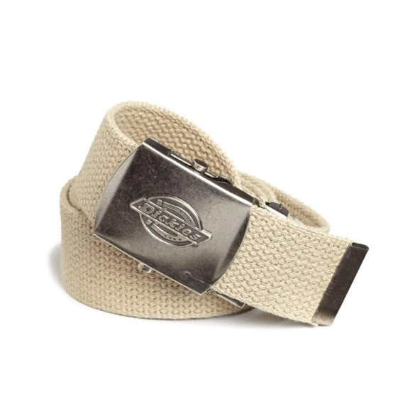 Cotton Web Belt (Khaki)