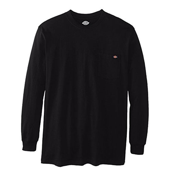 Heavyweight Crew Longsleeve (Black)