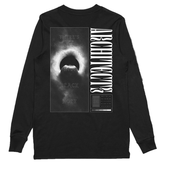 Black Hole Longsleeve (Black)