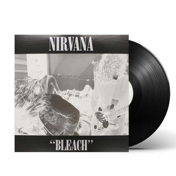 "Bleach 12"" Vinyl (Black)"