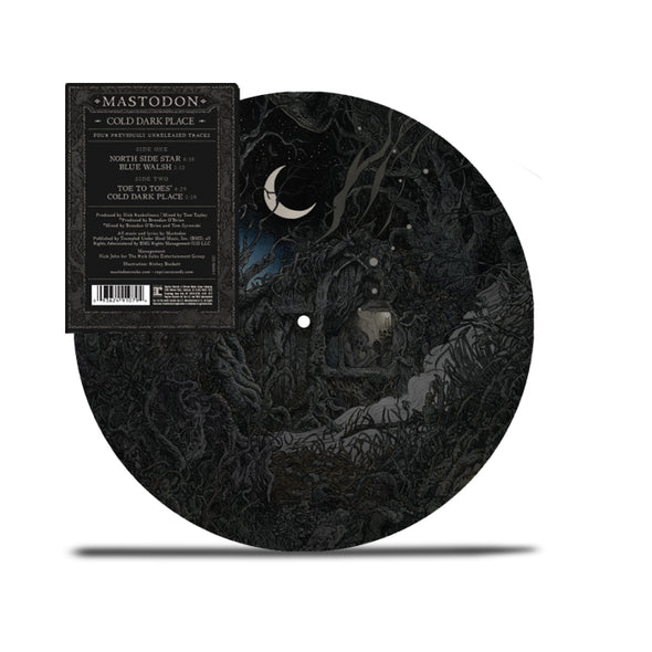 "Cold Dark Place 10"" Vinyl (Limited Edition Vinyl Picture Disc)"