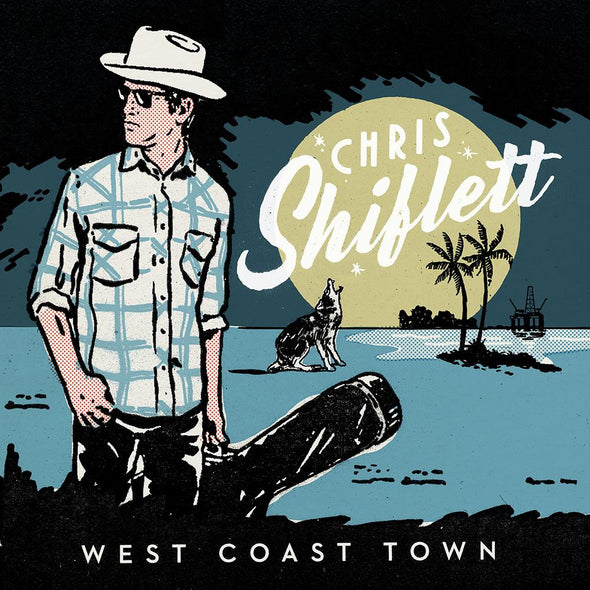 West Coast Town CD