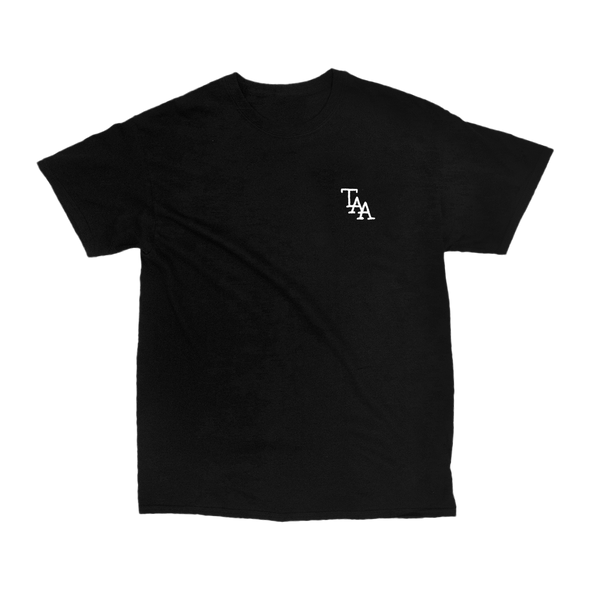 Coffin Flash Tee (Black)
