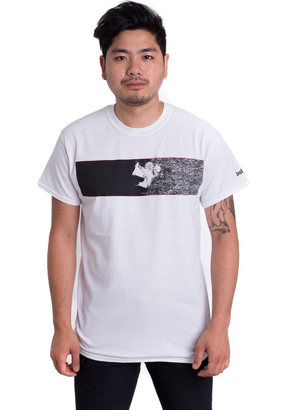 Haunt You Fail Me Tee (White)
