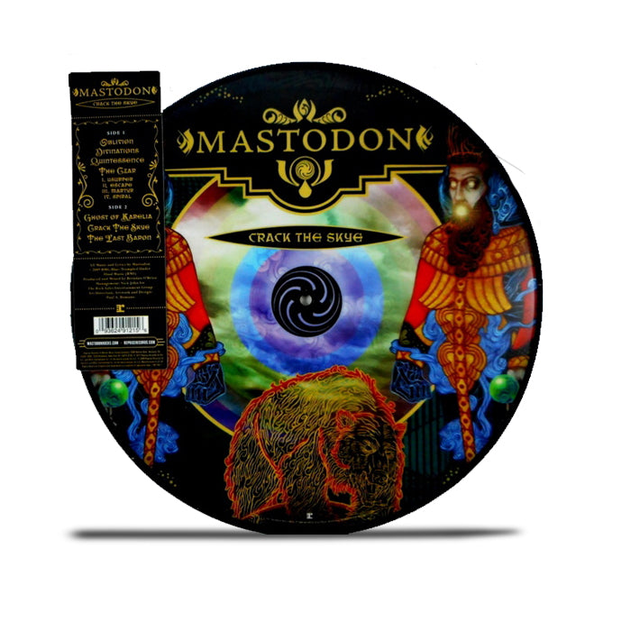 "Crack The Skye 12"" Vinyl (Limited Edition Vinyl Picture Disc)"