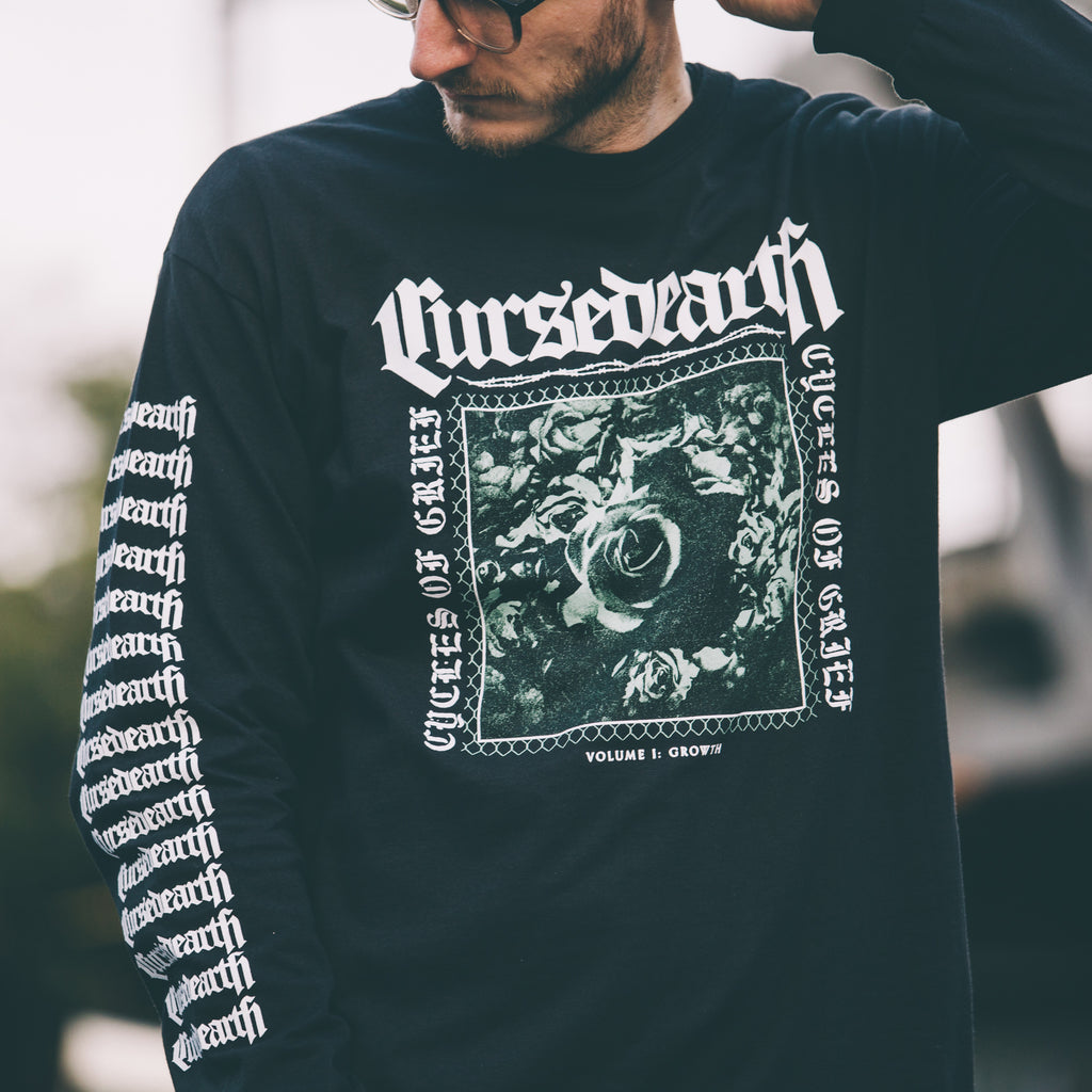 Growth Longsleeve (Black)
