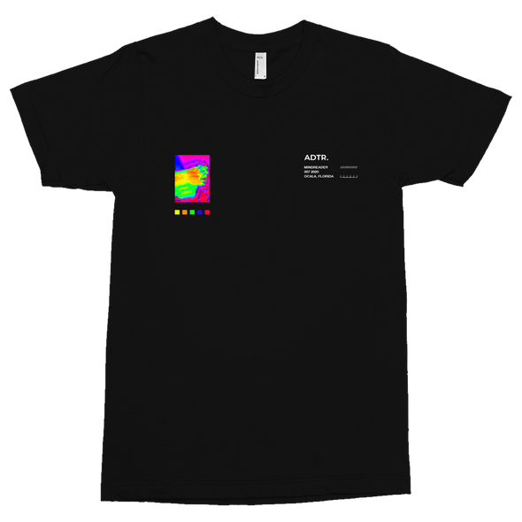Through Space and Time Tee (Black)