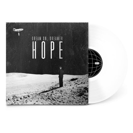"Dream On Dreamer Official Merch - Hope (12"" Solid White Vinyl)"