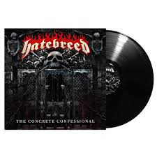"The Concrete Confessional (12"" Vinyl Black)"