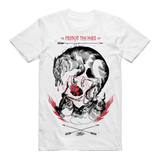Protest The Hero Official Merch - Wolf Tee (White)