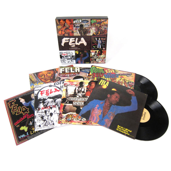 Vinyl Box Set 4 (Vinyl Box Set, Compilation) (7LP)