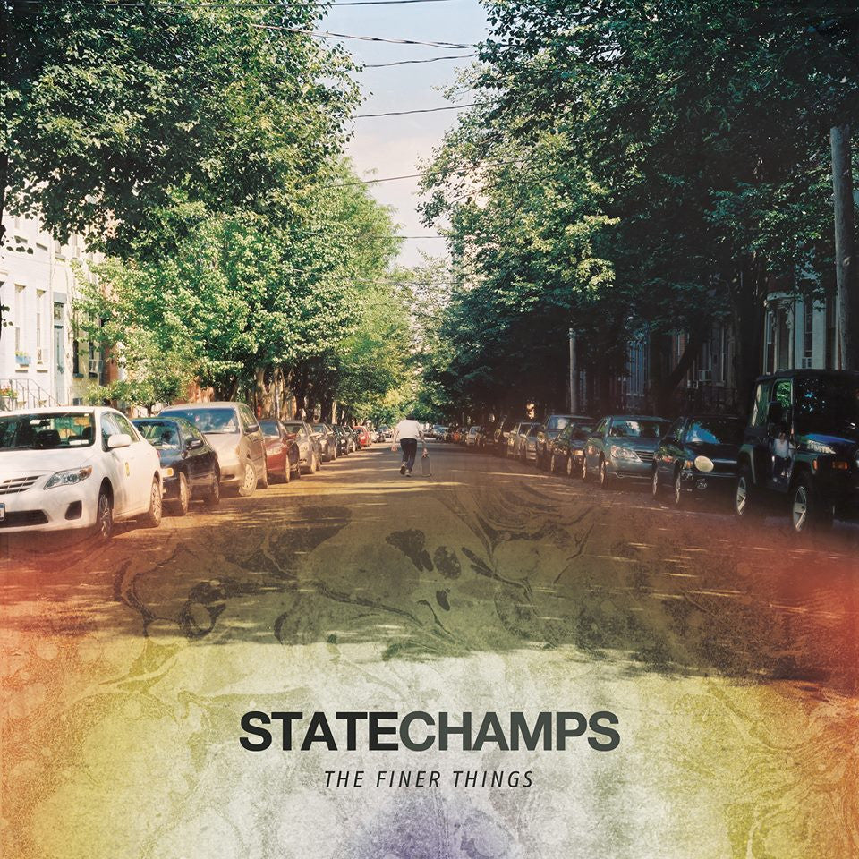 State Champs Official Merch - The Finer Things (CD)