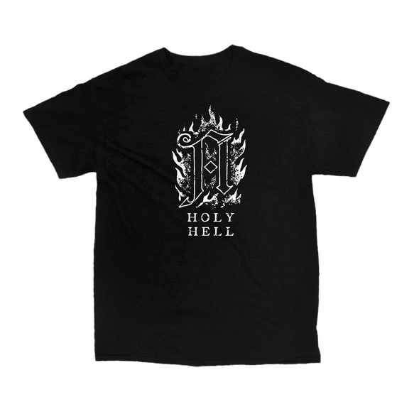 Forever A Flame Tee (Black)