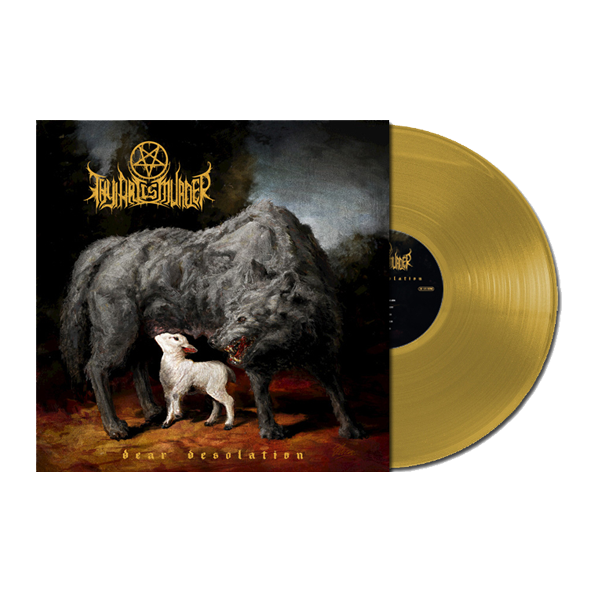 "Dear Desolation - 12"" Vinyl Gatefold (Gold Vinyl) // Preorder"