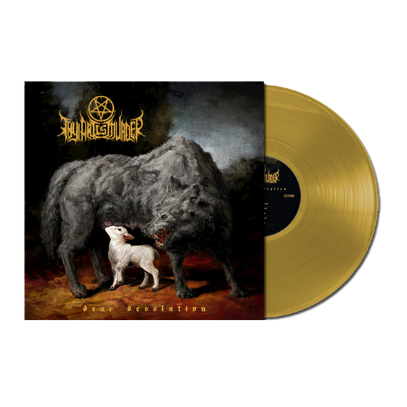 "Dear Desolation - 12"" Vinyl Gatefold (Gold Vinyl)"