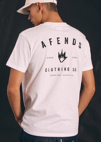 Clothing Co Tee (White)