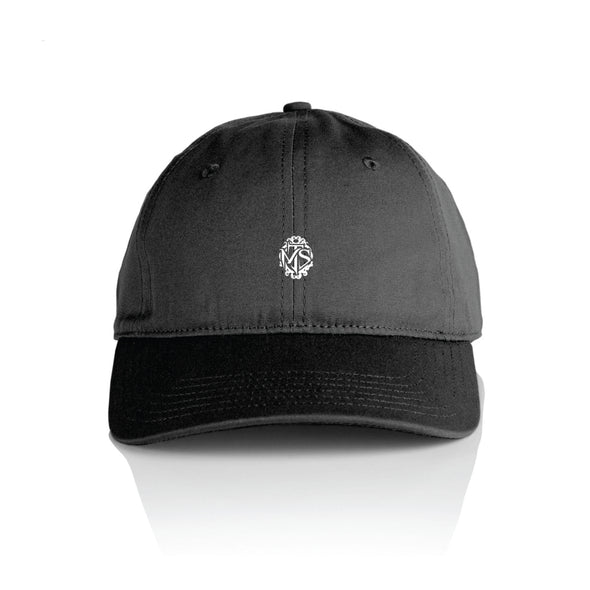MTS Logo Embroidered Cap (Black)